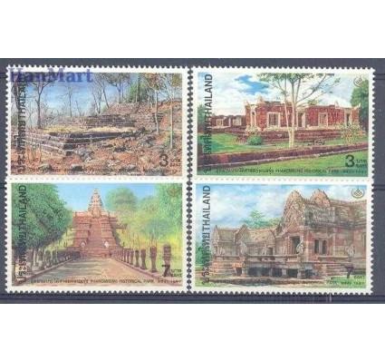 Znaczek Tajlandia 1997 Mi 1760-1763 Czyste **