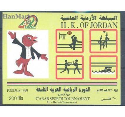 Znaczek Jordania 1999 Mi bl 90 Czyste **