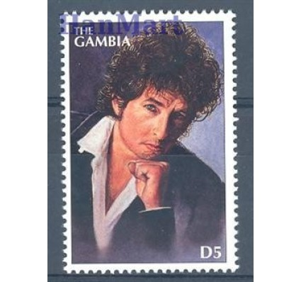 Znaczek Gambia 1996 Mi 2469 Czyste **
