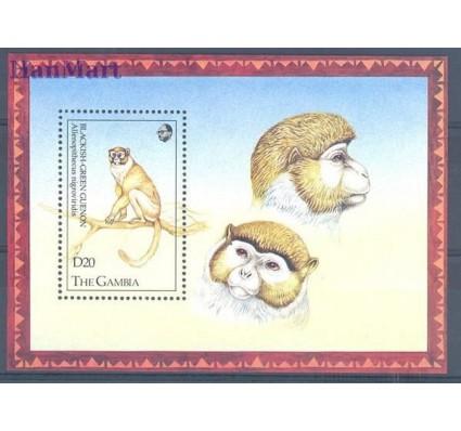 Znaczek Gambia 1993 Mi bl 186 Czyste **