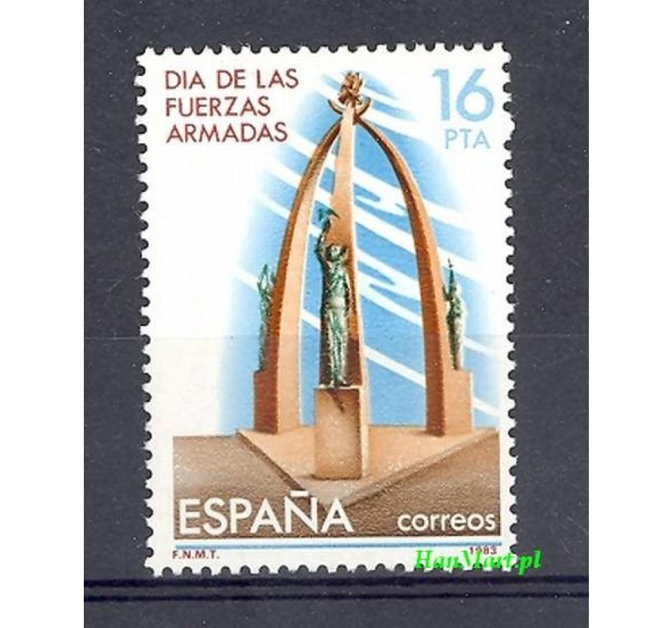 Hiszpania 1983 Mi 2593 Czyste **