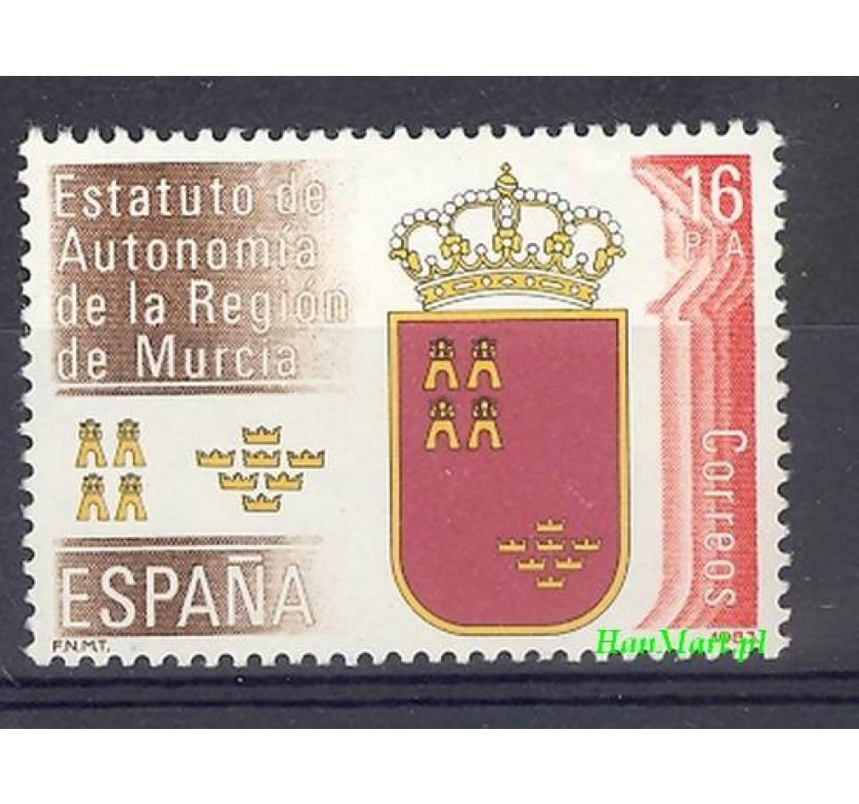 Hiszpania 1983 Mi 2601 Czyste **