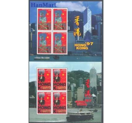 Znaczek Grenada i Grenadyny 1997 Mi 2488-2491 Czyste **
