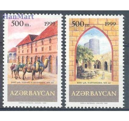 Znaczek Azerbejdżan 1999 Mi 458-459 Czyste **