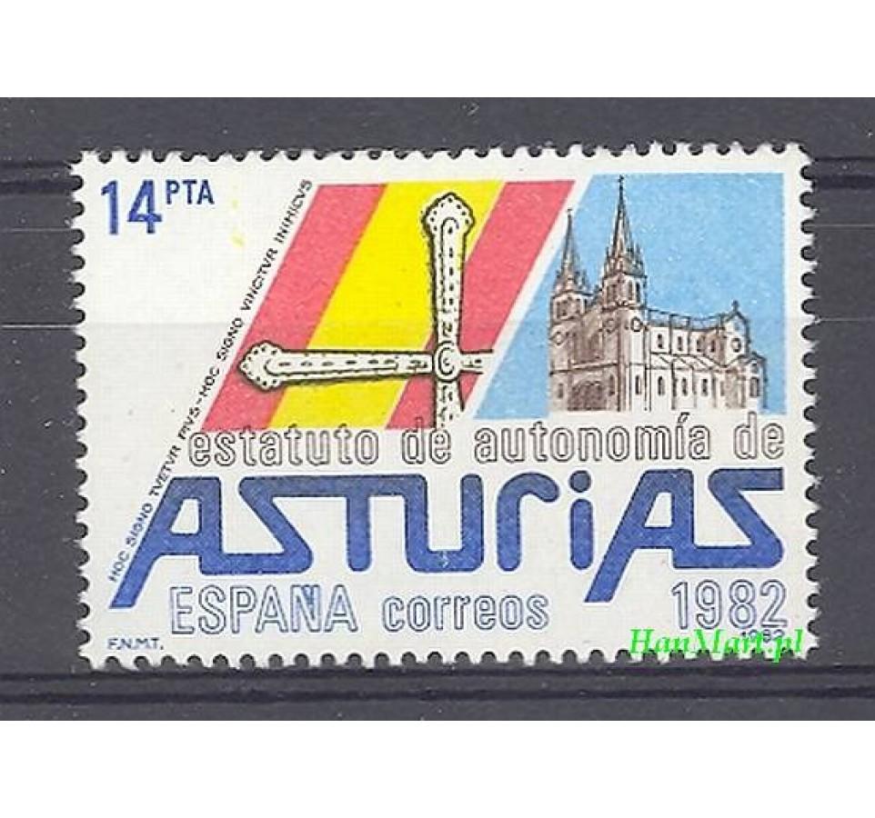 Hiszpania 1983 Mi 2602 Czyste **