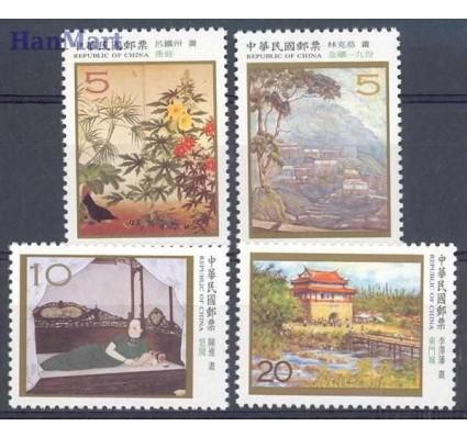 Znaczek Tajwan 2003 Mi 2904-2907 Czyste **