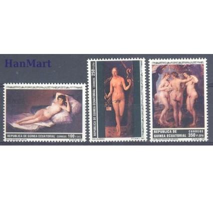 Znaczek Gwinea Równikowa 1991 Mi 1728-1730 Czyste **