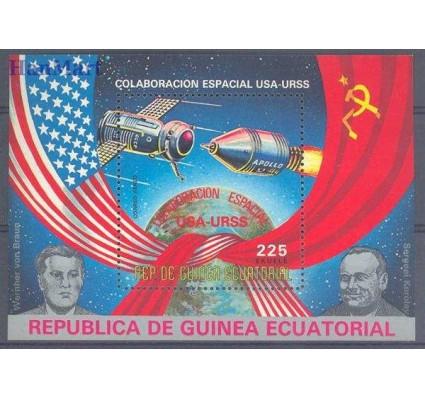 Gwinea Równikowa 1975 Mi bl 172 Czyste **