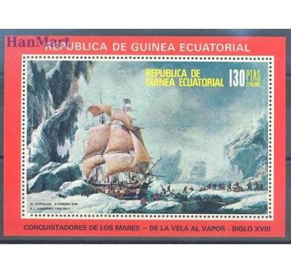 Znaczek Gwinea Równikowa 1976 Mi bl 248 Czyste **