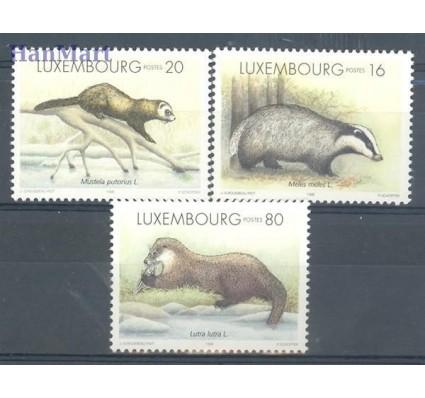 Znaczek Luksemburg 1996 Mi 1400-1402 Czyste **