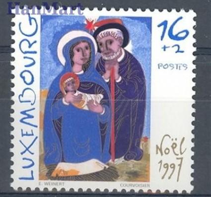 Znaczek Luksemburg 1997 Mi 1435 Czyste **
