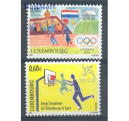 Znaczek Luksemburg 2004 Mi 1642-1643 Czyste **
