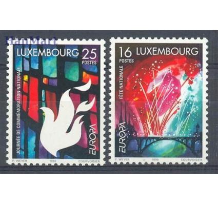 Znaczek Luksemburg 1998 Mi 1451-1452 Czyste **