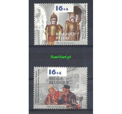 Znaczek Belgia 1996 Mi 2676-2677 Czyste **