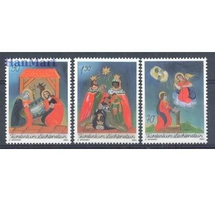 Znaczek Liechtenstein 2003 Mi 1330-1332 Czyste **