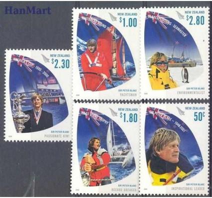 Znaczek Nowa Zelandia 2009 Mi 2657-2661 Czyste **