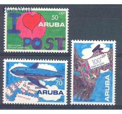 Znaczek Aruba 1992 Mi 113-115 Czyste **