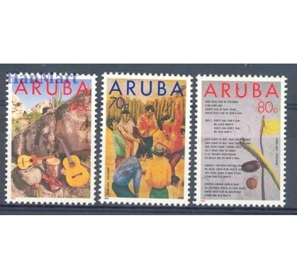Znaczek Aruba 1993 Mi 122-124 Czyste **