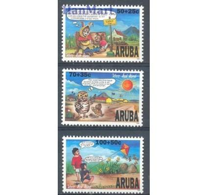 Znaczek Aruba 1996 Mi 185-187 Czyste **