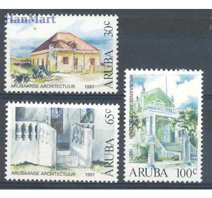 Znaczek Aruba 1997 Mi 193-195 Czyste **