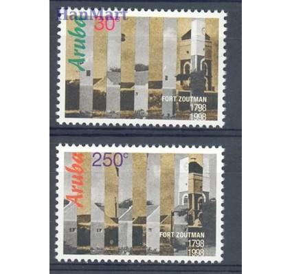 Znaczek Aruba 1998 Mi 215-216 Czyste **