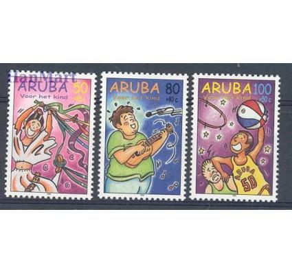 Znaczek Aruba 1998 Mi 226-228 Czyste **