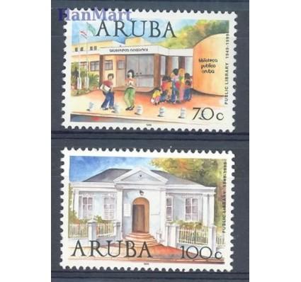 Znaczek Aruba 1999 Mi 242-243 Czyste **