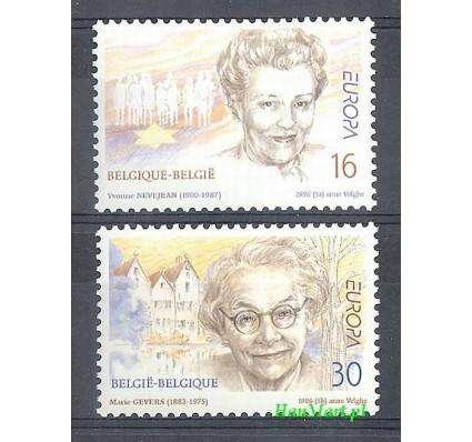 Belgia 1996 Mi 2688-2689 Czyste **