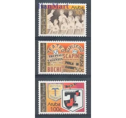 Znaczek Aruba 2003 Mi 304-306 Czyste **