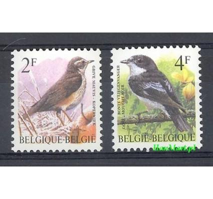 Belgia 1996 Mi 2701-2702 Czyste **
