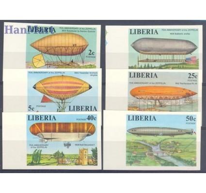 Znaczek Liberia 1978 Mi 1054-1059B Czyste **