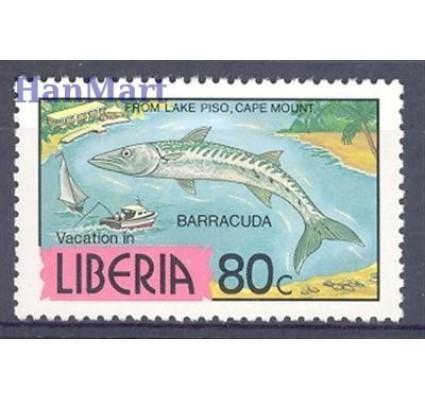 Znaczek Liberia 1983 Mi 1280 Czyste **