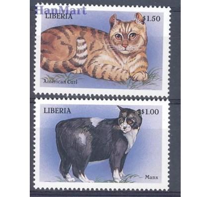 Znaczek Liberia 1999 Mi 2486-2487 Czyste **