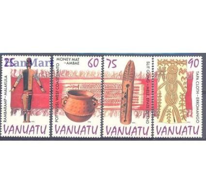 Znaczek Vanuatu 1995 Mi 996-999 Czyste **