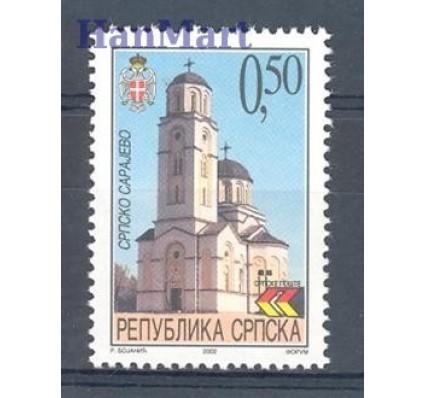 Znaczek Republika Serbska 2002 Mi 238 Czyste **