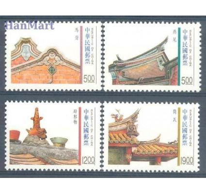 Znaczek Tajwan 1995 Mi 2213-2216 Czyste **