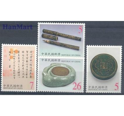 Znaczek Tajwan 2000 Mi 2572-2575 Czyste **