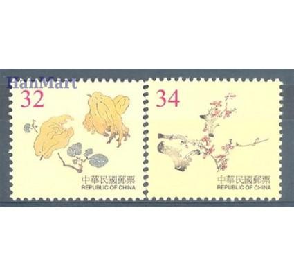 Znaczek Tajwan 2000 Mi 2602-2603I Czyste **
