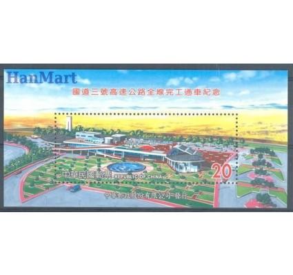 Znaczek Tajwan 2004 Mi bl 101 Czyste **