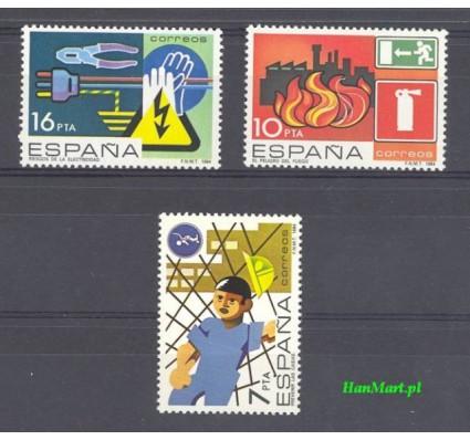 Hiszpania 1984 Mi 2618-2620 Czyste **