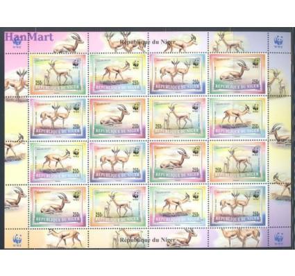 Znaczek Niger 1998 Mi 1460-1463 Czyste **