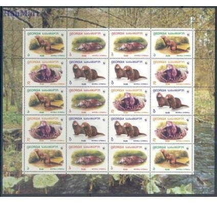 Gruzja 1999 Mi 308-311 Czyste **