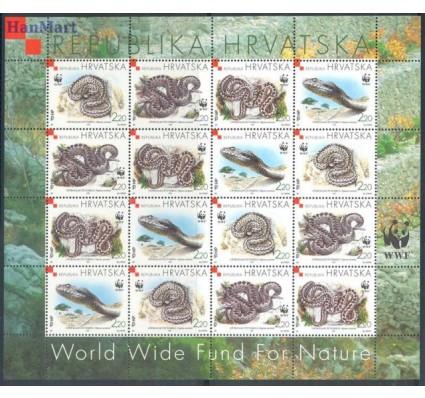 Chorwacja 1999 Mi ark 500-503 Czyste **