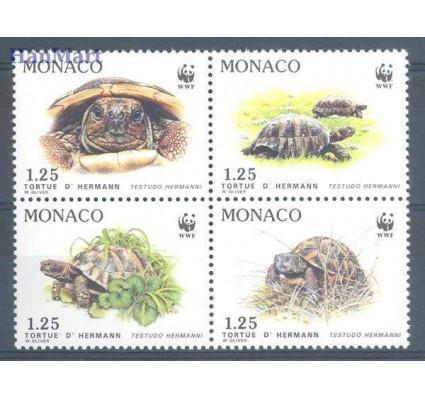 Monako 1991 Mi 2046-2049 Czyste **