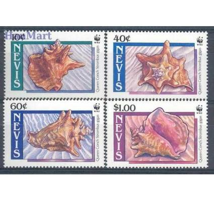 Nevis 1990 Mi 523-526 Czyste **