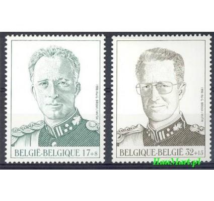 Belgia 1998 Mi 2790-2791 Czyste **