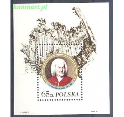 Znaczek Polska 1985 Mi bl 97I Fi bl 127I Czyste **