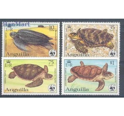 Anguilla 1983 Mi 541-544 Czyste **