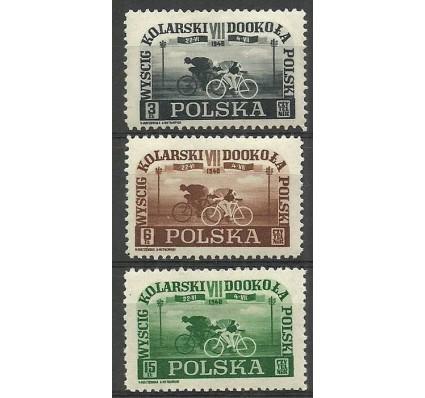 Polska 1948 Mi 487-489 Fi 456-458 Czyste **