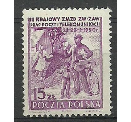 Polska 1950 Mi 544 Fi 509 Czyste **